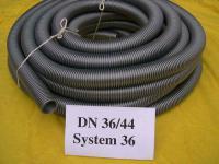 Saugschlauch DN36 Meterware Industriesauger NT - Sauger