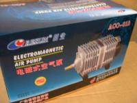 Resun Hochleistungs- Kolbenpumpe Teich- Belüfter 11700L