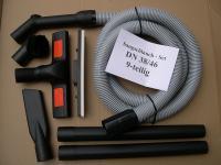 2,5m Saugschlauch - Set 9tlg DN38 Wap Alto Fein SQ 4 450-11 450-21 450-31 Sauger