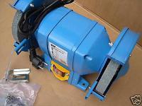 Profi- Schleifmaschine 250W Schleifbock Doppelschleifer Doppelschleifmaschine