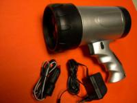 Anglerlampe aufladbare LED mit Kurbel Handlampe VT50