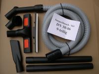 2,5m Saugschlauch - Set 9tlg DN38 Wap Alto Attix 550-11 550-21 590-21 690 Sauger