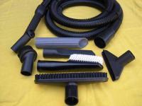 4m Universal - Saugschlauch -Set DN32 Wap Alto SQ490-31 SQ690-31 SQ850-11 Sauger