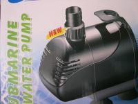 Qualiätsware Filterspeisepumpe 7000 L/h Filterpumpe Teichfilterpumpe Teichpumpe