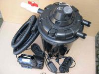 Teichfilter -Komplettsystem Druckfilter + 24W UVC + Filterpumpe 18000 L/h Filter