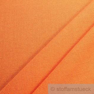 Stoff Trevira® CS orange schwer entflammbar B1 80.000 Martindale