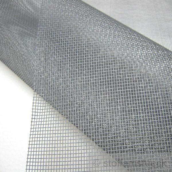 meterware moskitonetz grau fliegengitter rei fest stabil t3 t4 vw california kaufen bei stoff. Black Bedroom Furniture Sets. Home Design Ideas
