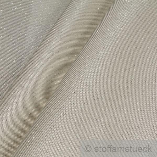 stoff pvc nappa wei glitter glitzer silbrig glitzernd kunstleder leder kaufen bei stoff am st ck. Black Bedroom Furniture Sets. Home Design Ideas