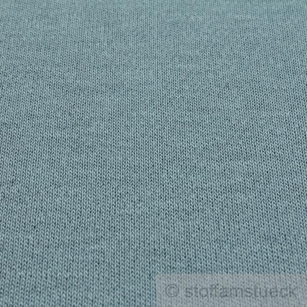 stoff baumwolle interlock jersey pastellblau t shirt tricot weich dehnbar kaufen bei stoff am. Black Bedroom Furniture Sets. Home Design Ideas