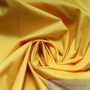 Stoff Trevira® CS Taft gelb breit 308 cm breit schwer entflammbar zitronengelb