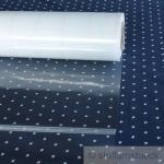 Meterware Kunststoff Klarsichtfolie Tischauflage Tischschoner 0, 2 mm dick Folie