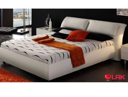 leder betten 160 200 online bestellen bei yatego. Black Bedroom Furniture Sets. Home Design Ideas