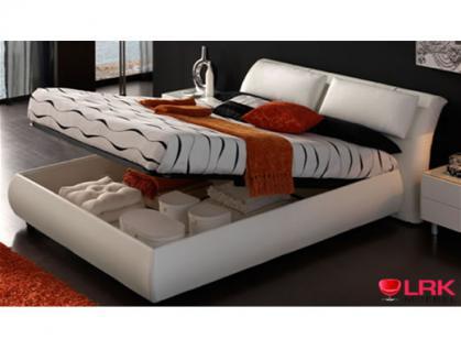 polsterbett meg mit bettkasten kaufen bei lrk moebel gbr. Black Bedroom Furniture Sets. Home Design Ideas