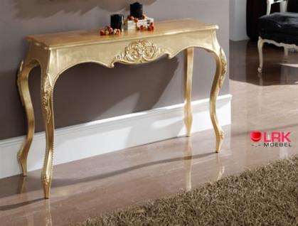 dupen konsole ornament antique in 2 farben kaufen bei lrk moebel gbr. Black Bedroom Furniture Sets. Home Design Ideas
