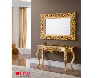 dupen konsole antique optik konsolentisch tisch flur barock ornament m bel 2 farben kaufen bei. Black Bedroom Furniture Sets. Home Design Ideas