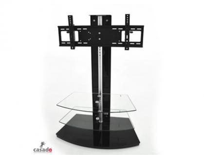"""""""Oviedo Stand"""" LCD TV Hifi Standkonsole Standfuß Rack Tisch Trägersystem - Vorschau 2"""