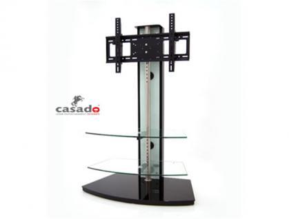 """""""Oviedo Stand"""" LCD TV Hifi Standkonsole Standfuß Rack Tisch Trägersystem - Vorschau 1"""