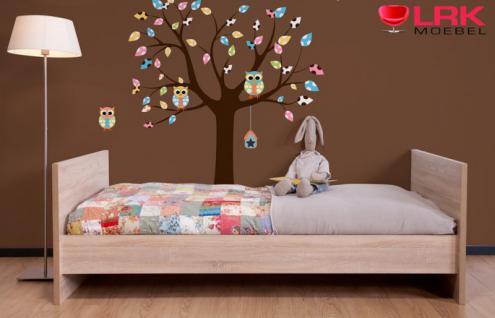 Childwood Kombi Kinderbett Babybett Bett Wandelbar zum Juniorbett Gitterbett - Vorschau 3