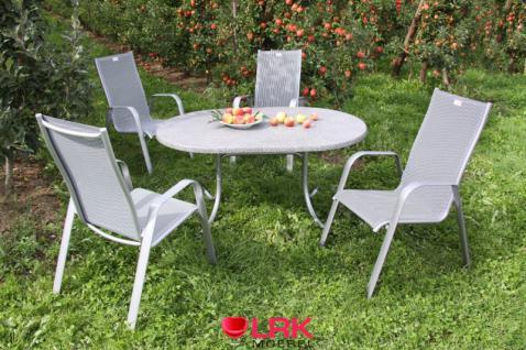 acamp gartentisch tisch gartenm bel m bel garten klappbar oval 146x94 cm neu kaufen bei lrk. Black Bedroom Furniture Sets. Home Design Ideas