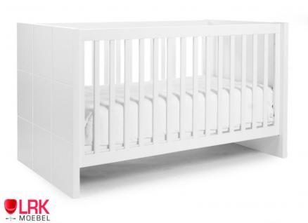 Childwood Wandelbett Kinderbett Babybett Bett Juniorbett Gitterbett 70x140cm - Vorschau 2