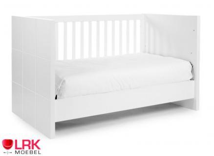 Childwood Wandelbett Kinderbett Babybett Bett Juniorbett Gitterbett 70x140cm - Vorschau 3