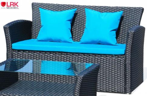 wohnset emma 4 tlg m bel set garten m bel sitzgruppe gartenm bel loungem bel kaufen bei lrk. Black Bedroom Furniture Sets. Home Design Ideas