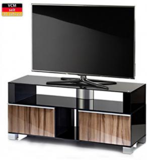 """VCM """"Porano Milano"""" TV Möbel LCD TV Hifi Standkonsole Rack Tisch in 2 Größen"""