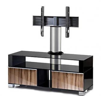 """VCM """"Ravenna"""" mit Halterung Möbel LCD TV Hifi Standkonsole Rack Tisch Milano - Vorschau 2"""