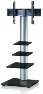 "VCM TV-Standfuß ""RAHU""LCD TV Hifi Standkonsole Möbel Rack Tisch Trägersystem - Vorschau 2"