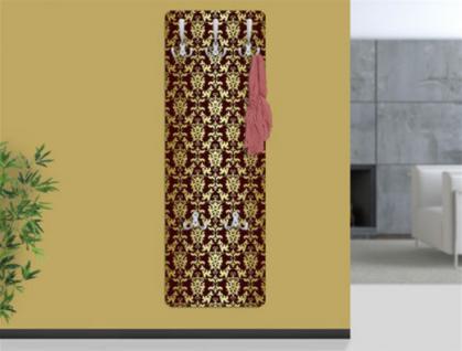 Design wandgarderobe thalia print garderobe m bel diele flur haken neu kaufen bei lrk moebel gbr - Wandgarderobe design ...