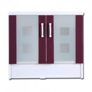 5416 badezimmer waschbeckenunterschrank bad m bel hochglanz in versch farben kaufen bei lrk. Black Bedroom Furniture Sets. Home Design Ideas