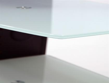 """""""Almeria"""" LCD TV Hifi Standkonsole Standfuß Rack Tisch Trägersystem 4 Farben - Vorschau 5"""