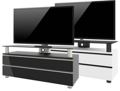 vcm tv lowboard dasano mit overboard kaufen bei lrk moebel gbr. Black Bedroom Furniture Sets. Home Design Ideas