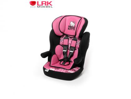 osann i max sp hello kitty baby sitz kindersitz kind. Black Bedroom Furniture Sets. Home Design Ideas