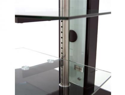 """""""Oviedo Stand"""" LCD TV Hifi Standkonsole Standfuß Rack Tisch Trägersystem - Vorschau 4"""