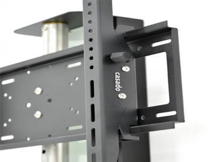 """""""Oviedo Stand"""" LCD TV Hifi Standkonsole Standfuß Rack Tisch Trägersystem - Vorschau 5"""