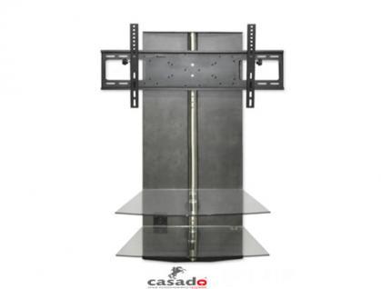 """""""Premium Stone"""" TV Hifi Wandkonsole Wandpaneel Wandhalterung Trägersystem LCD - Vorschau 2"""