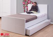 Childwood Jugendbett Bett Kinderbett Juniorbett Einzelbett inkl.Gästebett-Lade