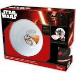 STAR WARS Kinder Frühstücks-Set 3-teilig aus Keramik Kindergeschirr