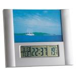 TFA Wecker digital mit Fotorahmen Anzeige von Datum und Temperatur