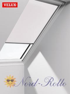 Original Velux Verdunkelungsrollo Rollo solar für GIL/GDL/GEL U31 + 831 - DSL U31 1025 - weiß - Vorschau 1