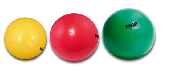Gymnastikball POWER - pearl - ø 85 cm Körpergröße 180 cm
