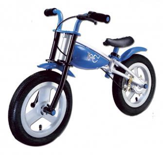 Laufrad Kinderfahrrad JD-Bug 12 Zoll Lernlaufrad JDBUG GUG TC 04 INKL. PEDALE - Vorschau 1