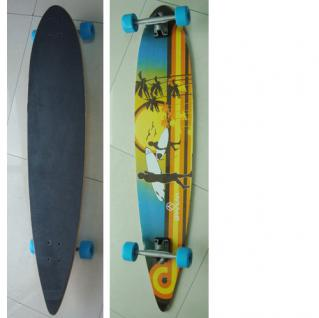 Longboard 46 '' ABEC 7 SURF´S UP SKATEBOARD