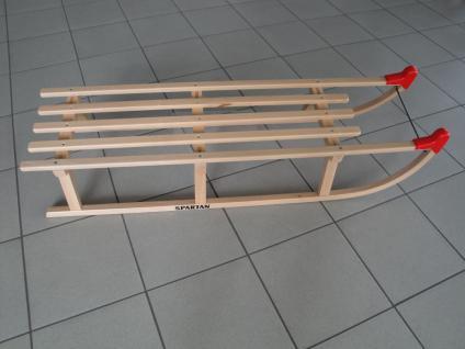 Rodel DAVOS 120 cm Holzschlitten Schlitten