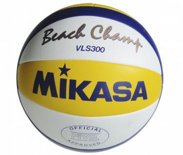 MIKASA VLS 300 Com. Beach Champ, offizieller Spielball der Olympischen Spiele - Vorschau