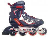 INLINER SKATER HURRICAN ABEC7 Räder:80x24mm