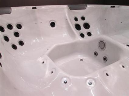 LUXUS SPA HOT TUB WHIRLPOOL GARTENWHIRLPOOL JAKUZZI 6 Personen - Vorschau 4
