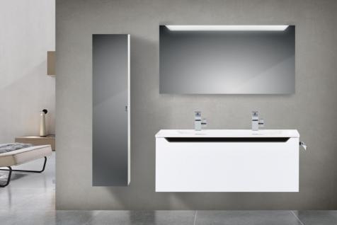 badm bel set monza design badezimmerm bel badset inkl doppelwaschtisch 120 cm kaufen bei. Black Bedroom Furniture Sets. Home Design Ideas