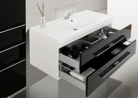 badm bel set komplett badezimmerm bel design badset inkl 120 cm waschbecken neu kaufen bei. Black Bedroom Furniture Sets. Home Design Ideas